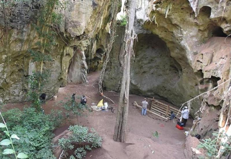 В Кении нашли пещеру, в которой жили люди около 80 тысяч лет назад