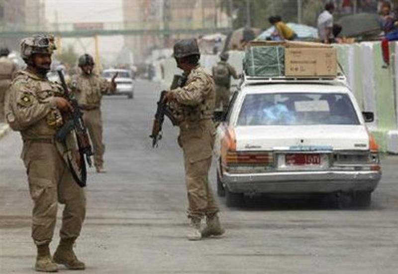Атака боевиков ИГ на севере Ирака