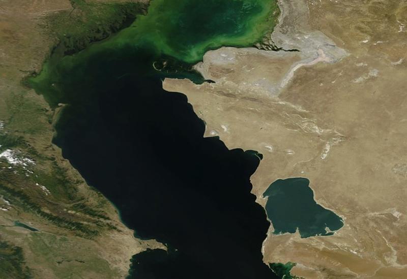 НАНА: Каспий может повторить судьбу Аральского моря