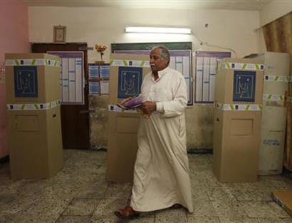 Первые после освобождения отИГ парламентские выборы стартовали вИраке