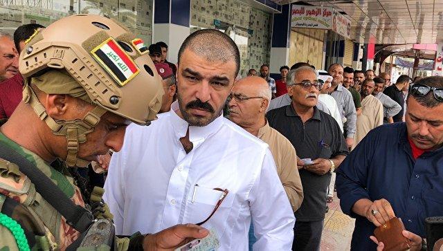 ВИраке афишировали предварительные результаты парламентских выборов