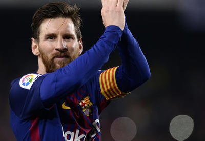 Месси признан самым полезным игроком в топ-лигах Европы