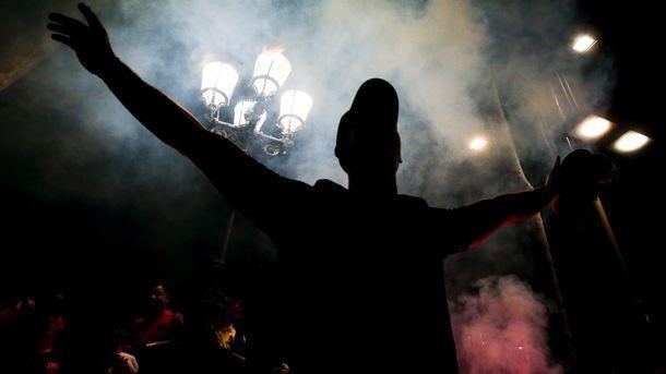 Фанаты «Спортинга» вторглись набазу клуба иизбили футболистов