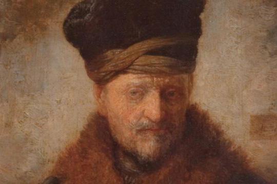 ВНидерландах обнаружили неизвестное доэтого полотно Рембрандта