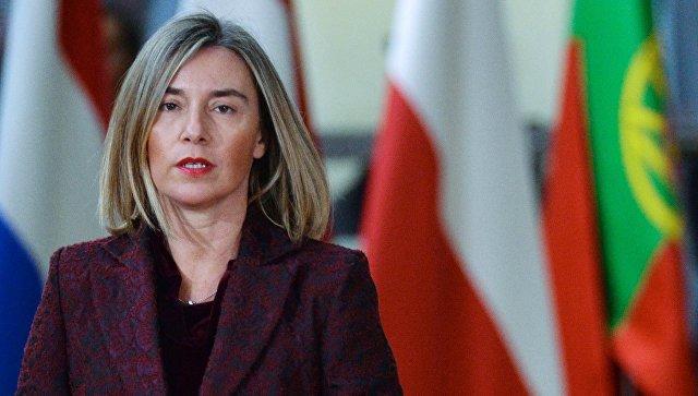 Могерини: ЕСиИран договорились вести разговор  для сохранения СВПД