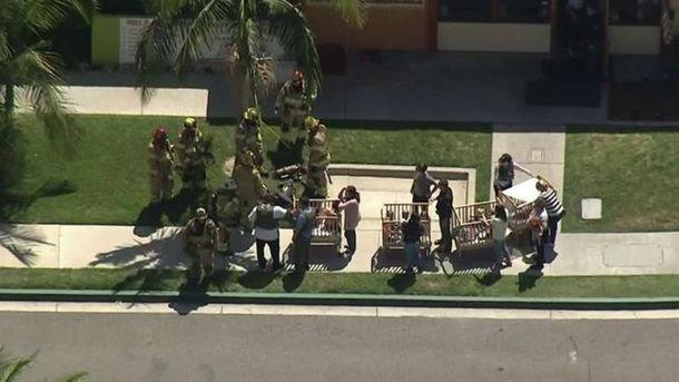 ВКалифорнии произошел взрыв  вмедучреждении: один человек умер , трое ранено