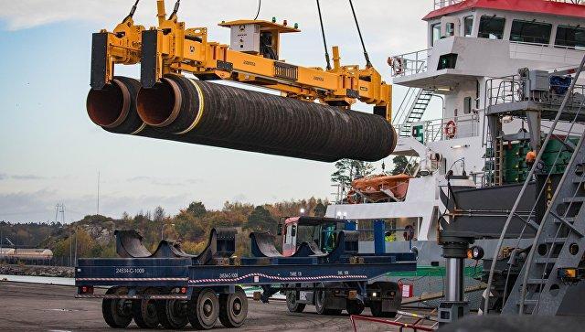 Госсекретарь США и руководитель  МИД Швеции обсудили «опасность» «Северного потока— 2»