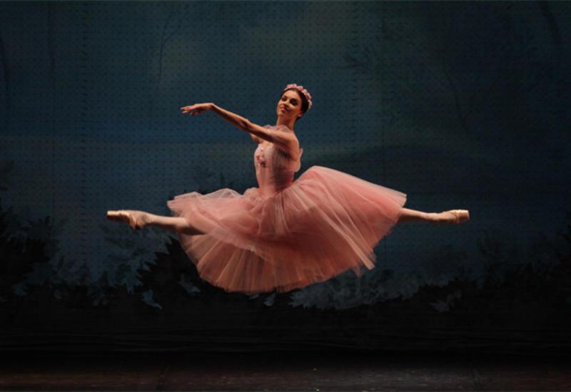 Звезды Большого театра выступят в Баку в балете «Жизель»