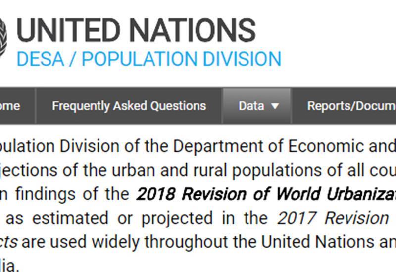 ООН подсчитала: армян станет еще меньше, а азербайджанцев - больше