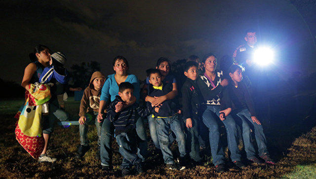 Трамп продолжит называть «животными» мошенников , пересекающих границу США
