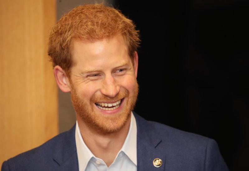 Принц Гарри в день свадьбы получил титул герцога