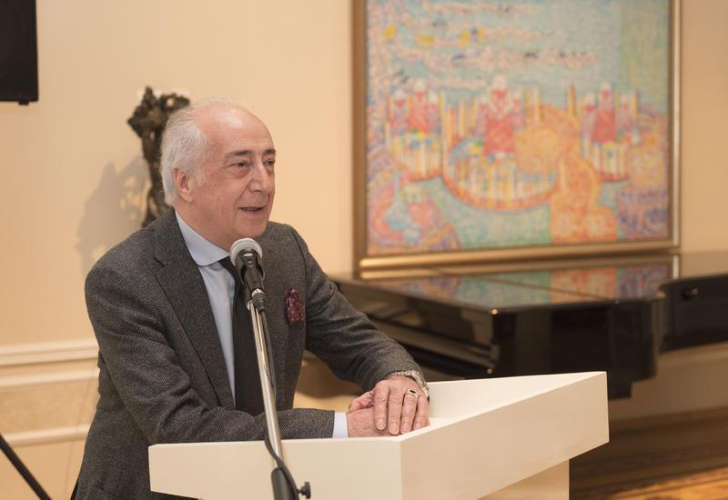 Национальный музей искусств Азербайджана награжден премией HUMAY