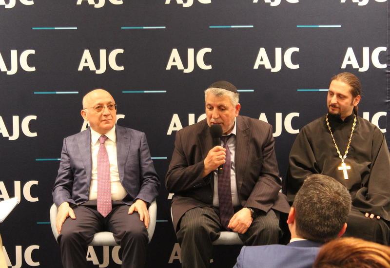 Представители армянского лобби с позором покинули мероприятие по Азербайджану в США