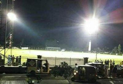 """Əfqanıstanda stadionda oyun zamanı partlayış: 8 nəfər öldü, 45 yaralı var <span class=""""color_red"""">- FOTO</span>"""