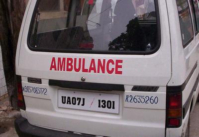 """Sement daşıyan yük maşını aşdı, 19 nəfər öldü <span class=""""color_red"""">- Hindistanda</span>"""