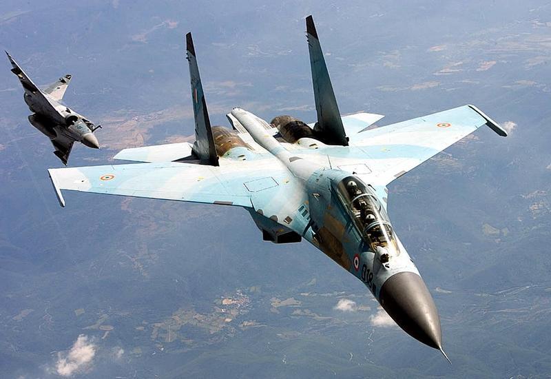 Радар Су-30 засек китайский самолет-невидимку