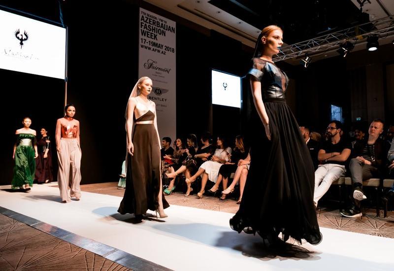 """Azerbaijan Fashion Week -2018: Тренды Азербайджана, России, Казахстана и Марокко <span class=""""color_red"""">- ФОТО</span>"""