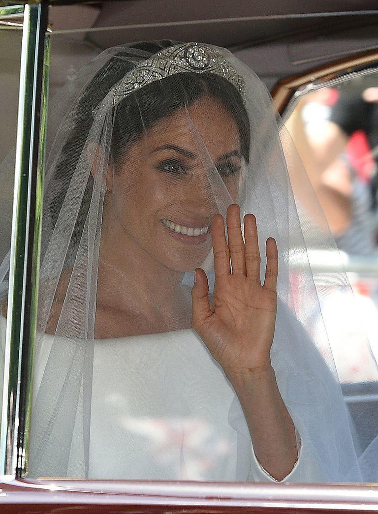 Принц Гарри и Меган Маркл поженились