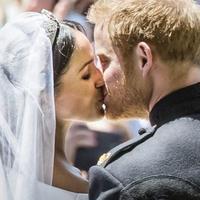 Опубликовано первое фото торта для принца Гарри и Меган Маркл