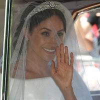 Меган Маркл поймали на сквернословии во время свадьбы