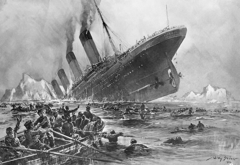 "Какнасамом деле утонул «Титаник» <span class=""color_red"">- ВИДЕО</span>"