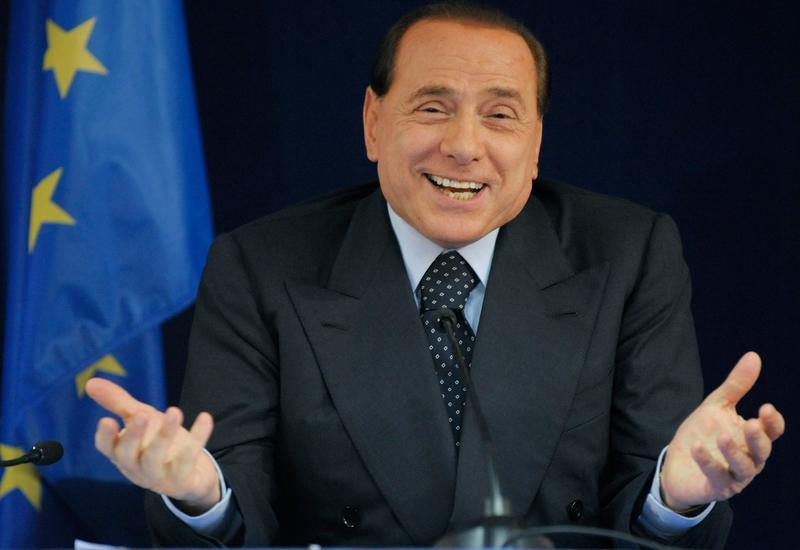 Берлускони получил миллионы евро в наследство от своей секретарши