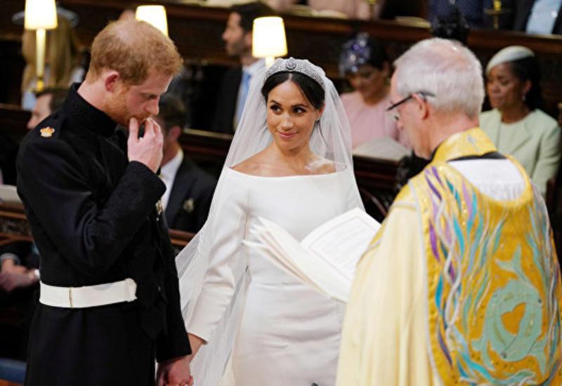 Принц Гарри подарил Меган Маркл кольцо своей матери Дианы