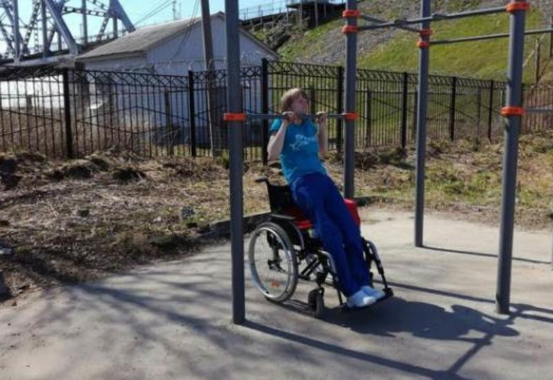 "Испортите покрытие. В России инвалида-колясочника не пускали на стадион <span class=""color_red"">- ФОТО</span>"