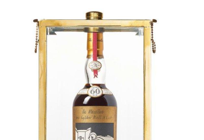 Самый дорогой виски продали на аукционе в Гонконге