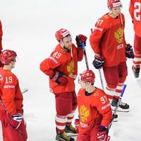 Сборная России по хоккею попала в комичную ситуацию