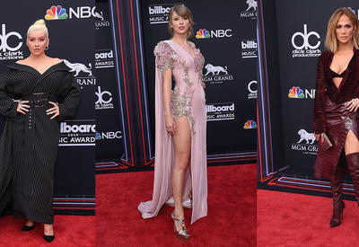 "Звезды на Billboard Music Awards-2018 <span class=""color_red"">- ФОТО</span>"
