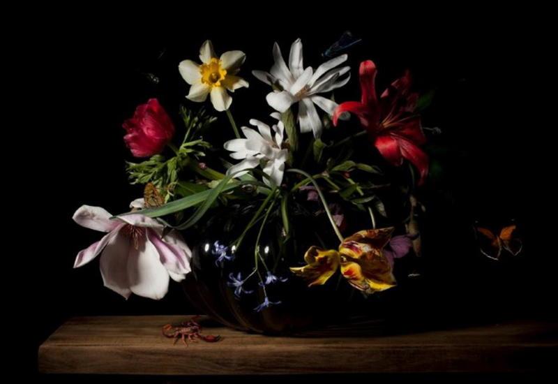 """""""Картинная галерея"""" Day.Az: Натюрморты с цветами"""