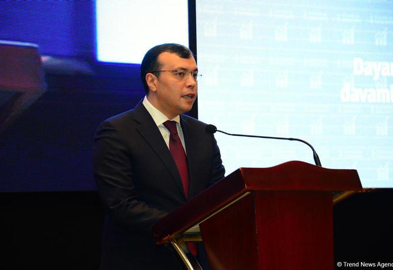 """Сахиль Бабаев: Азербайджан продолжит борьбу с неформальной занятостью <span class=""""color_red"""">- ФОТО</span>"""