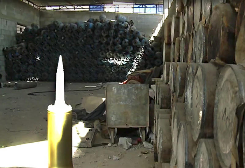 В Сирии нашли склады боевиков с оружием из стран НАТО
