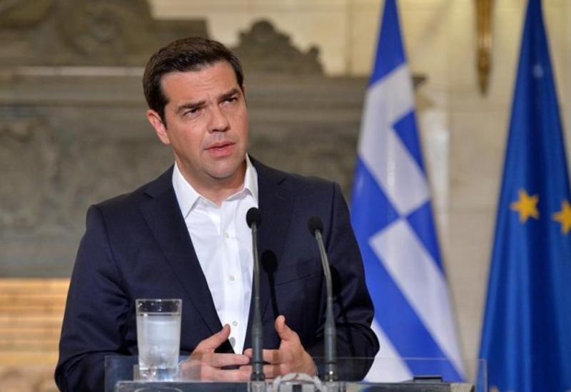 Премьер Греции представил обновленный план развития экономики страны