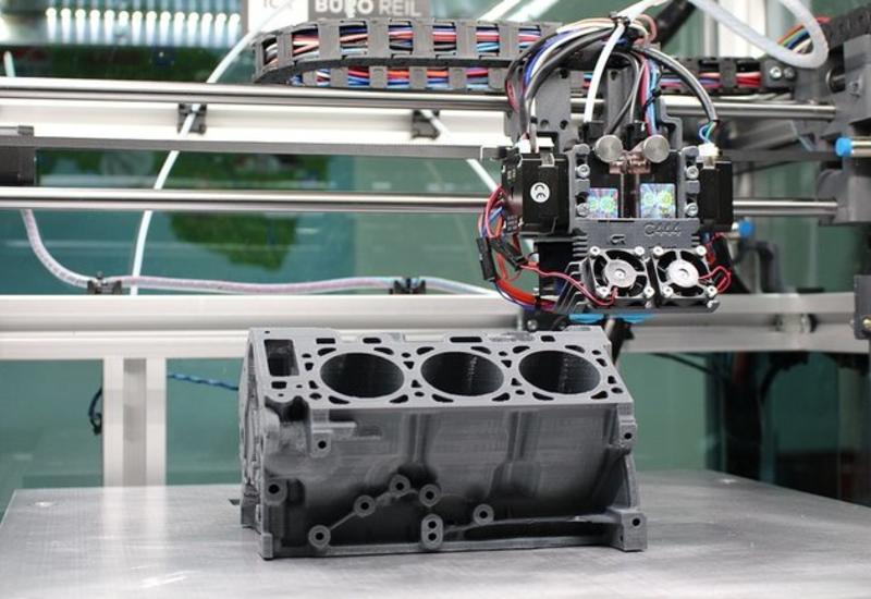 Названы скрытые опасности 3D-печати