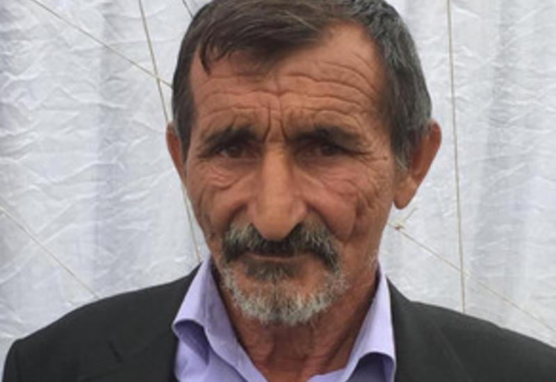 Отец шехида: Мой сын говорил, что вернется как герой или завернутым во флаг