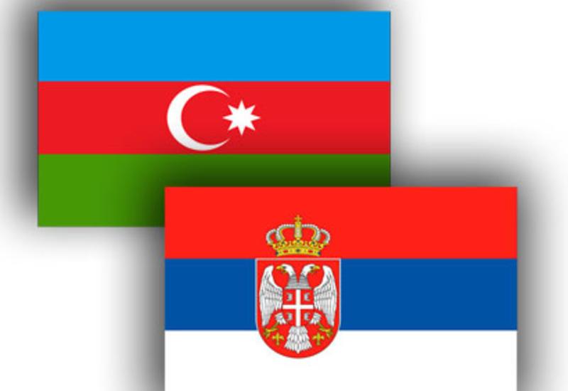 """Президенты Азербайджана и Сербии выступили с заявлениями для печати <span class=""""color_red"""">- ОБНОВЛЕНО - ФОТО</span>"""
