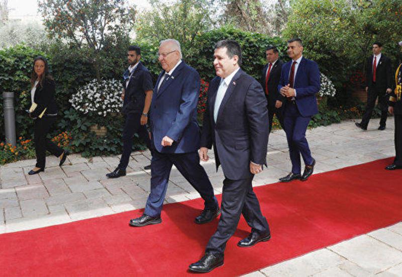 Парагвай перенес свое посольство в Иерусалим вслед за США и Гватемалой
