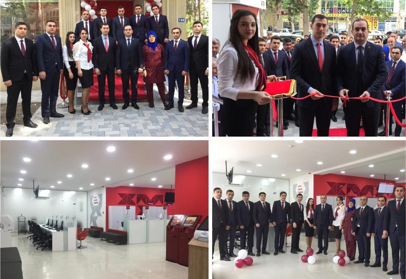 Kapital Bank открыл обновленный филиал Имишли