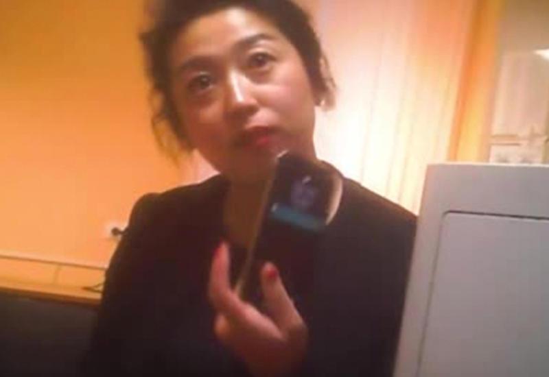 "Китаянку скрутили за попытку подкупить сотрудников ФСБ при помощи IPhone X <span class=""color_red"">- ВИДЕО</span>"