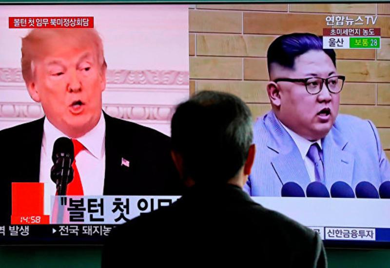 Трамп допустил, что встреча с Ким Чен Ыном в июне не состоится