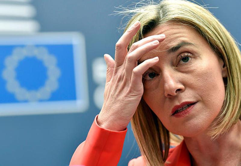 Могерини прокомментировала заявления Помпео по Ирану