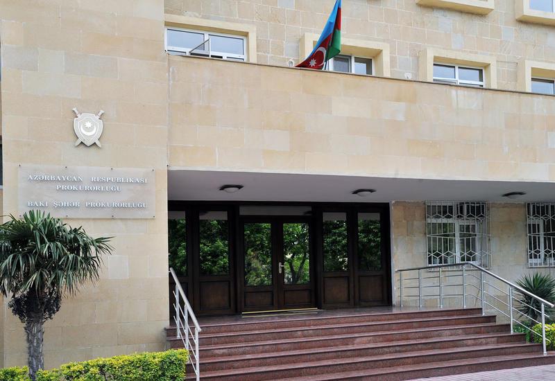В Баку в связи с пожаром в кафе задержано должностное лицо