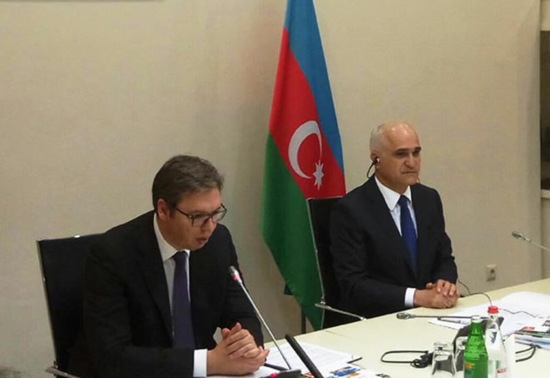 Сербия пригласила Азербайджан участвовать в модернизации ж/д системы страны