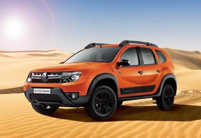 Renault начала продавать в России обновленный Duster Dakar
