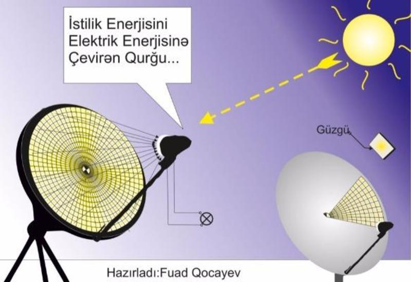 """Bakıda 9-cu sinif şagirdi alternativ enerji ilə bağlı yeni layihə hazırlayıb <span class=""""color_red"""">- VİDEO</span>"""