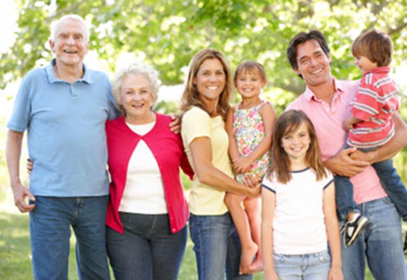 Какие семьи в Азербайджане считаются многодетными?