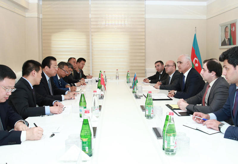 В Азербайджане будет создан совместный с Китаем промышленный городок