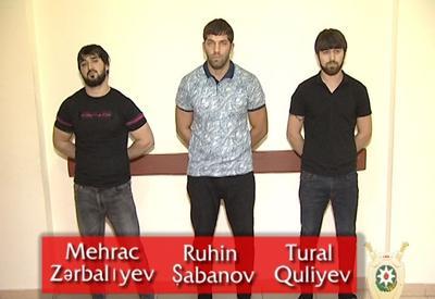 """В Баку задержана группа вооруженных наркоторговцев <span class=""""color_red"""">- ФОТО</span>"""